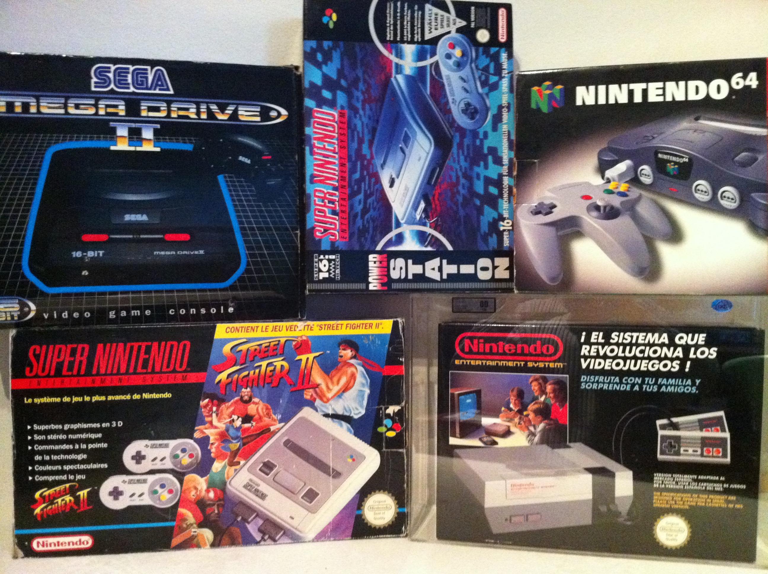 Consoles et jeux vidéo